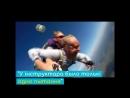Самы вядомы беларускі вазочнік Саша Аўдзевіч скокнуў з парашутам