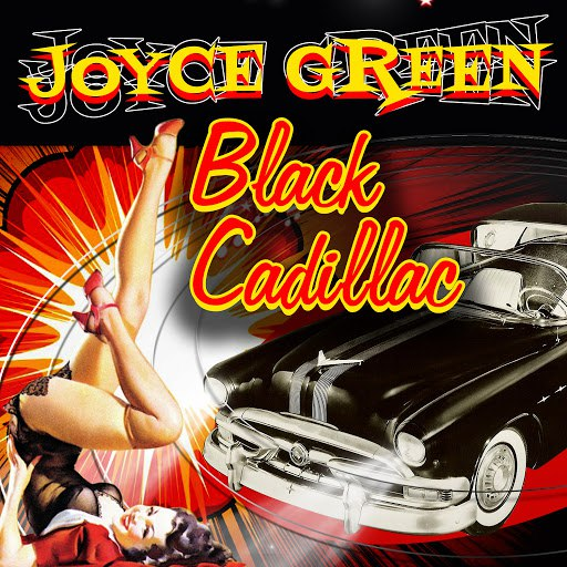 Joyce Green альбом Black Cadillac