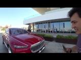 750 л.с. Mercedes-Maybach - ПЕРВЫЙ В МИРЕ ТЕСТ на дорогах города! Ultimate Luxur