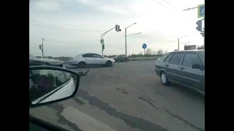 Проспект Дружбы народов.Затон