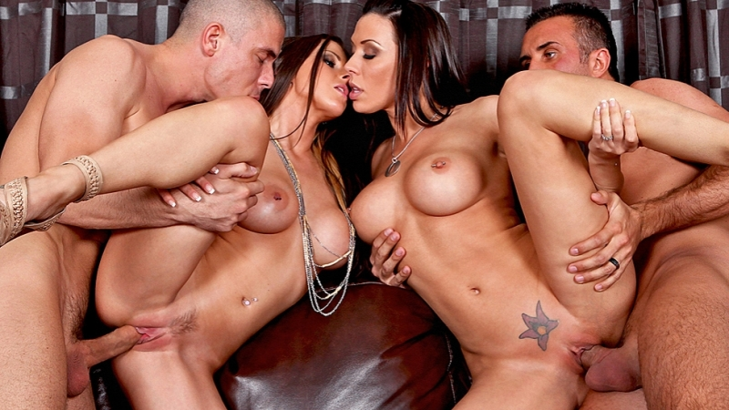 Butch lesbians seducing innocent girls