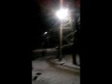 Ноябрьский Снегопад