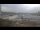 Ураган в Тюмени на Лесобазе 20 05 18 в 16 15 часть1