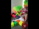 Поролоновая вечеринка от Хомячка в тазике