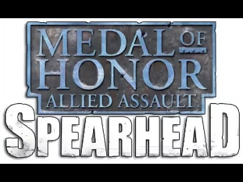 Прохождение игры Medal of Honor: Allied Assault Spearhead 1