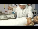 Дети играют в доктора - Рука попала в мясорубку: пришиваем пальчик под наркозом