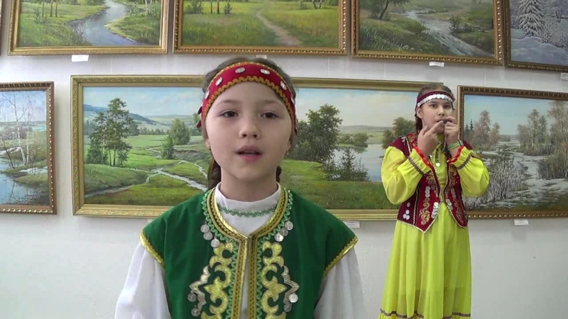 Алсу Файзуллина, Башкирский народный эпос «Урал Батыр»
