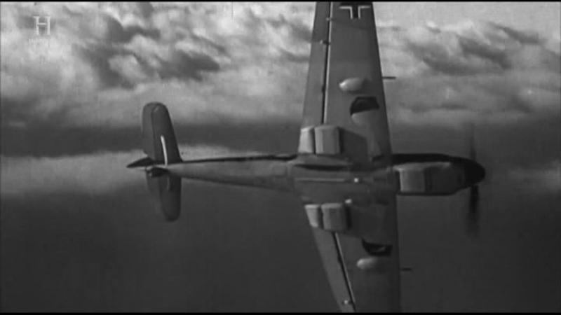 History Channel - Забытые свидетельства войны. Битва за Британию
