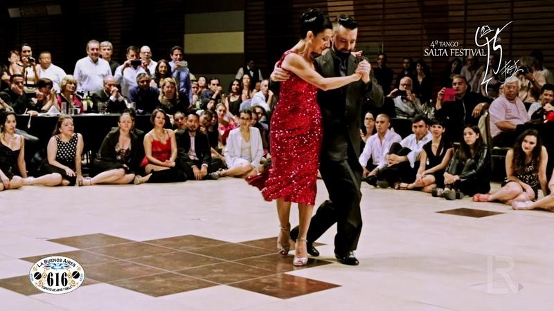 Javier Rodriguez Moira Castellano (2/4) - 4º Tango Salta Festival (2018)