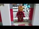 Лего сериал Необычное приключение Железного человека 1 серия Злые Ниндзя