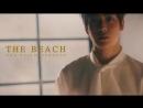 The beach — jung jaehyun
