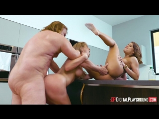 Adriana Chechik And Cherie Deville - Meet The Fuckers Episode Four [All Sex, Hardcore, Blowjob, Gonzo]