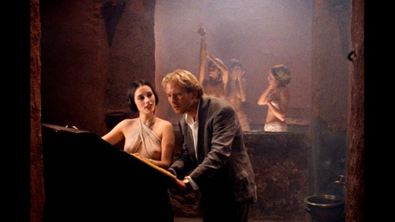 Вам звонит Градива 2006 сюрреализм драма эротика Ален Роб Грийе