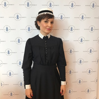 Татьяна Ареф(Кривоногова)