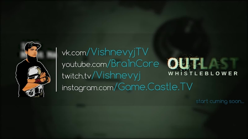 Outlast Whistleblower | Выжить любой ценой | Horror stream