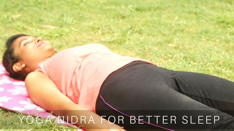 Yoga Nidra – The Yogic Power Nap | Yoga Nidra to Fall Asleep Fast | Yoga for Better Sleep