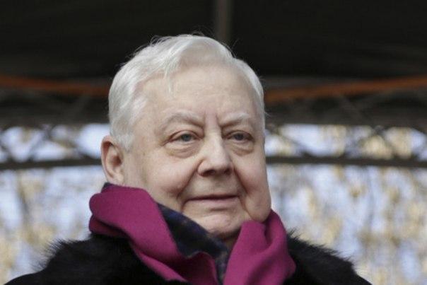 Олега Табакова планируют перевести в обычную палату  27 ноября актёр б