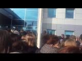 Сотрудники «Магнита» толпами идут на встречу с Сергеем Галицким