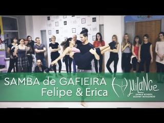 ☀️Samba de Gafieira, Felipa and Erica!
