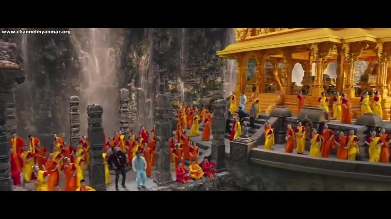 Kung Fu Yoga...Funny Song Nice Dance