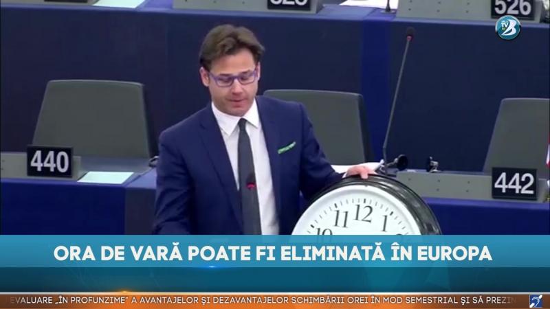 ORA DE VARĂ POATE FI ELIMINATĂ ÎN EUROPA