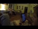 Глобальная Волна в Крыму, Андрей Буров в телевизоре в гостях у Ильи ШОКОЛАД БУРОВА
