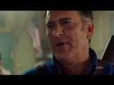 Эш против Зловещих мертвецов / Ash vs Evil Dead.3 сезон.Трейлер #1 (Jaskier, 2018) [1080p]