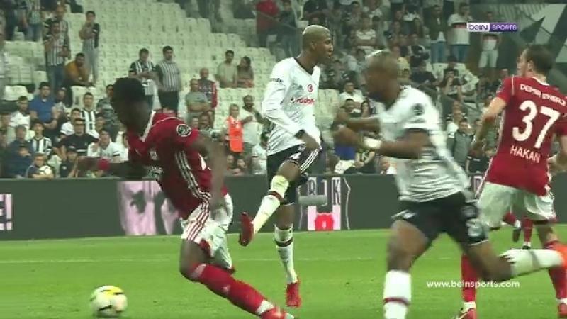 SL 2017 18 Beşiktaş 5 1 Sivasspor