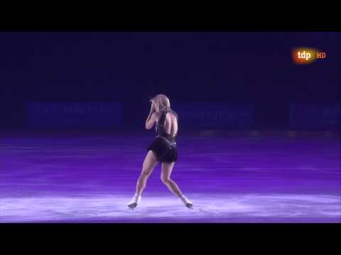 Ashley Wagner. 2014 Trophée Éric Bompard. Gala
