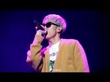 FANCAM Zion.T - Sinsa+Question Mark ON STAGE 7th Anniversary Live (30.11.2017)