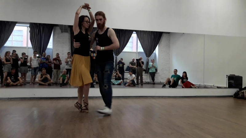 Forroaru-2 день-Сандро и Настя