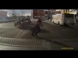 Немного сказок про то как не бегают пешеходы на красный