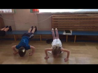 АкробатикаДетский сад 59Тренер: Бабич Полина Николаевна