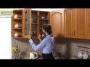 Кухня «Оля» Вишня ламинат_Ольха