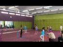 FitLine - Художественная гимнастика открытый урок