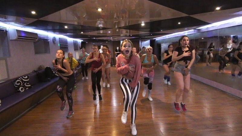 Female dancehall steps Spice Indicator