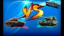 Защитник VS FV4202 на лопатки World of Tanks