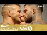 UFC 227 Embedded  Vlog Series - Episode 5