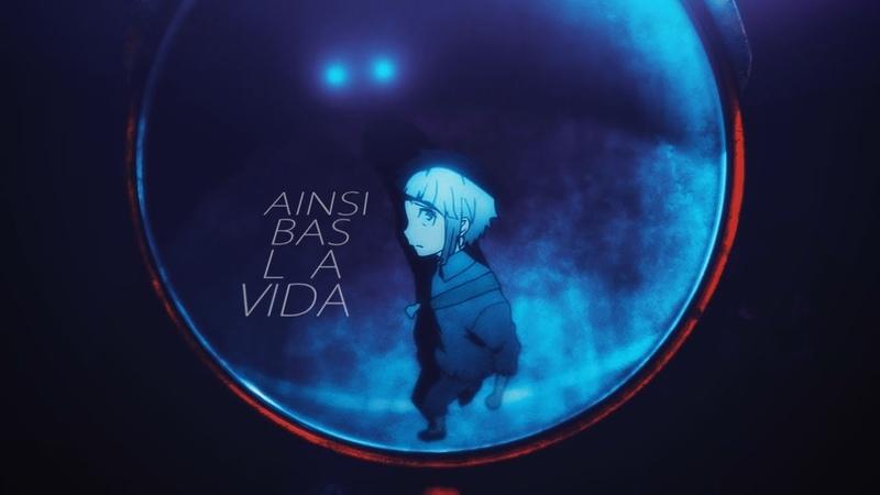 BSD AMV || Ainsi Bas La Vida