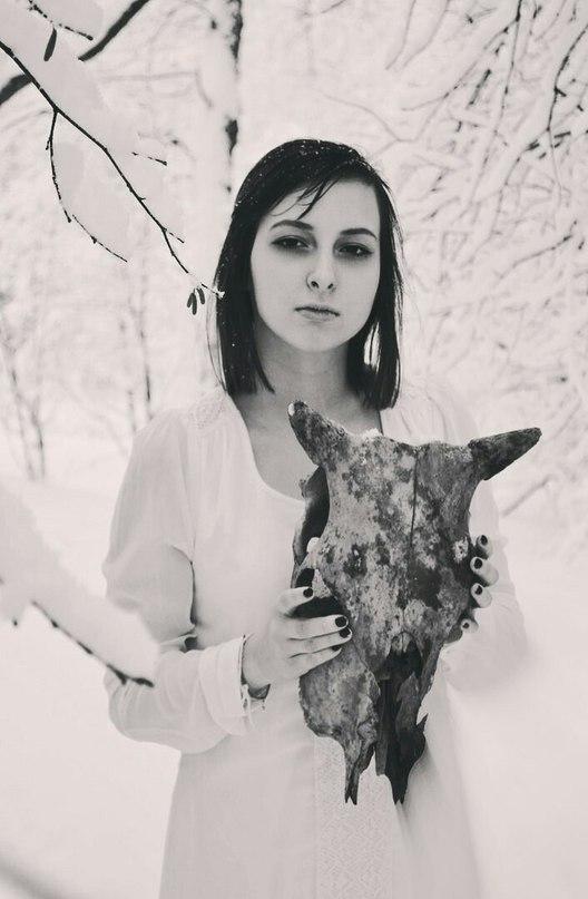 Masha Sevostianova  