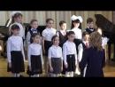 Камилла в хоре | Отчетный концерт в ДШИ 2018