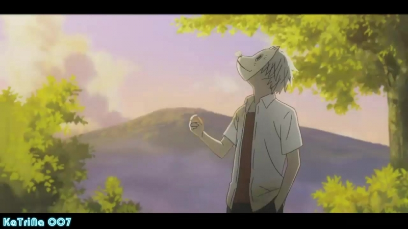 【Hotarubi no Mori e】Прикоснуться
