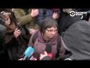 Чей Крым и Путинка- как не пускают голосовать в Киевею