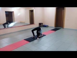 Mint Dance School. Акробатика. Таня