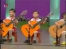 Дети из Северной Кореи. КНДР.
