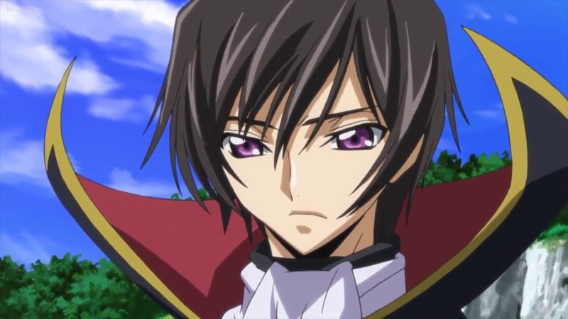 Code Geass - Euphemia Meets Lelouch For The First Time In 8 Years - HD (Eng Sub)