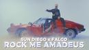 Sun Diego x Falco - Rock me Amadeus prod. by Digital Drama Jan Van Der Toorn