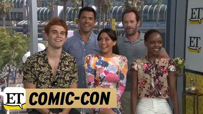 Comic-Con 2018 The Cast Of Riverdale Reveal Their Reactions To Season 3 Script | Part 1