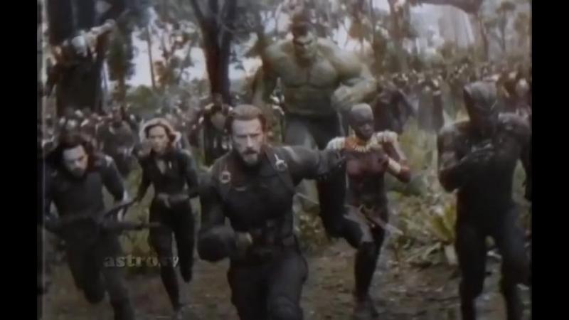 Avengers: infinity war `5