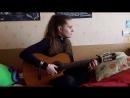 Дарья Солодянкина - Под звездным куполом весны... ( Д. Солодянкина)